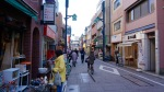 A small stretch of Togoshi Ginza, the longest shopping street in Tokyo.
