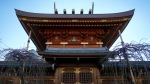 Yushima Tenjin Shrine is the shrine of scholars. Students visit and pray for passing grades!