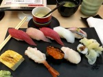 Even the cheapest sushi in Tokyo is better than what I've had in the U.S.