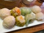 Dumplings at Ding Dim Dim Sum.