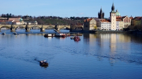 The Charles Bridge (Karlov Most)