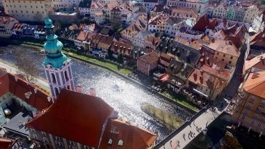 Český Krumlo