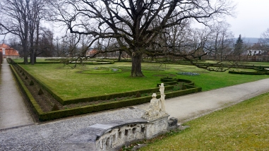 The Castle Garden