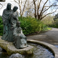 Statue in St. Stephen's Green